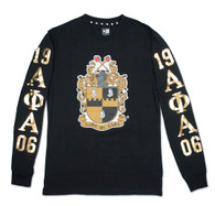 Alpha Phi Alpha Fraternity Long Sleeve Shirt