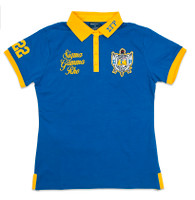 Sigma Gamma Rho Sorority Polo