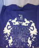 Sigma Alpha Epsilon SAE Fraternity Comfort Colors Shirt- Purple-Back