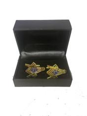 Mason Masonic Symbol Cuff Links