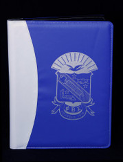 Phi Beta Sigma Fraternity Padfolio