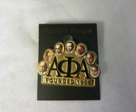 Alpha Phi Alpha Fraternity Founders Lapel Pin