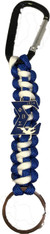 Phi Beta Sigma Fraternity Paracord Key Chain- Symbol