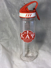 Kappa Alpha Psi Fraternity Water Bottle