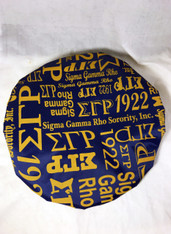Sigma Gamma Rho Sorority Shower Cap