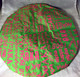 Alpha Kappa Alpha AKA Sorority Shower Cap- Green