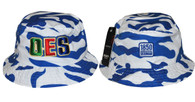 Order of the Eastern Star OES Sorority Bucket Hat–Camouflage