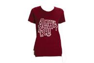 Alpha Phi Sorority Shirt- English Spelling