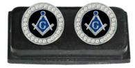 Mason Silver Cuff Links