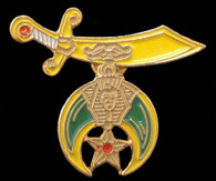 Shriner Lapel Pin