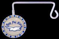 Zeta Phi Beta Sorority Purse Hanger