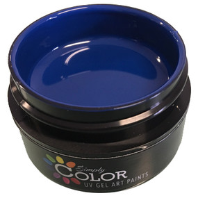 Simply Color UV GEL ART PAINTS - ROYAL RAINDROP 15ML