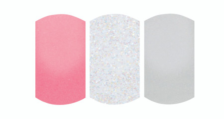 Mini Soft Pink Ice Color Set