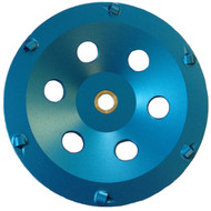 6 Segment PCD Grinding Cup Wheel without wear dots