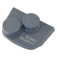 X-Series Two Button Quick Change Trap for Medium Concrete
