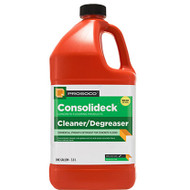 Consolideck Cleaner/Degreaser
