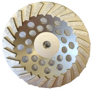 Turbo Cup Wheel 24 Segments