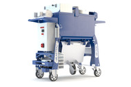 Blastrac Dust Collector - Dual Voltage, 3 Phase