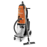 Husqvarna S13 Single Phase HEPA Dust Extractor