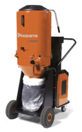 Husqvarna T8600 3 Phase HEPA Dust Extractor