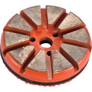 Ten Seg Hook and Loop Floor Polishing Disc