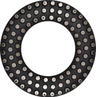 7&quot; MetalEdge Rings, 30, 60, 150 grit