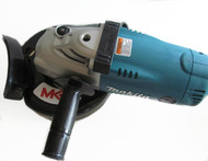Makita 7-Inch Angle Grinder Kit Single Speed w/Shroud