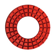 "Superabrasive 9"" Waffel HP Dry  Polishing Pad"