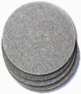 "Heat by Gorilla® Burnishing Pads for Edges 5"", 7"", 9"""