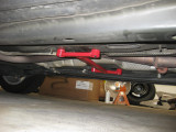 "TB Performance ""I"" Chassis Brace - Mazda 2"