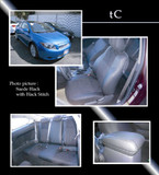 PVC Full Seat Covers - Scion tC 05+ - Scion tC/Scion tC 05-10/Clazzio Seat Covers
