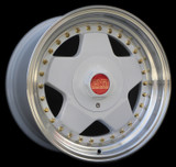 "16x8"" 009R in limited edition white"