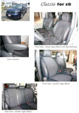 PVC Full Quilted Seat Covers - Scion xB 08-09 - Scion xB/Scion xB 2008-2012/Clazzio Seat Covers