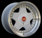 "16x9"" 009R in Limited Edition White"