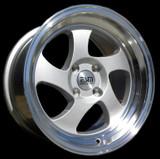 ESM 011 Wheel - Silver