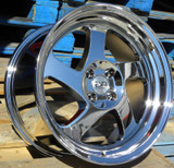 ESM 011 Wheel - 17x9