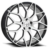 "NS XIX47 Wheel - 22x10.5"""