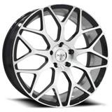 "NS XIX47 Wheel - 22x9"""