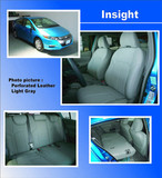 Full PVC Seat Covers - Honda Insight 2010 - Honda Insight/Clazzio Seat Covers
