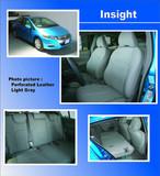 Full PVC Seat Covers - Honda Insight 2010 - Honda Insight/Clazzio Seat Covers