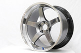 Advan Racing GT Wheel - 20x9.5""