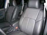 PVC Full Seat Covers - Toyota Matrix 03-08 - Toyota Matrix/Clazzio Seat Covers