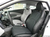 Clazzio Leather Insert Seat Covers - Honda CR-Z 2010+ - Honda CR-Z/Clazzio Seat Covers