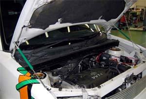 Tein Hood Damper - Scion xB 04-07 - Scion xB/Scion xB 2004-2007/Engine Parts