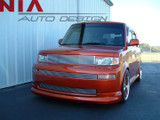 NIA Fiberglass Paint Match Eyelids - Scion xB 04-07 - Scion xB/Scion xB 2004-2007/Exterior