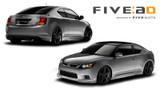 Five:AD Lip Kit - Scion tC 11+ - Scion tC/Scion tC 2011+/Exterior