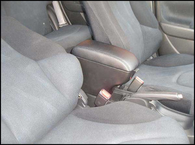 Zeta Products Storage Armrest - Honda Fit 09+ - Honda Fit/Honda Fit 09+/Interior/Interior Accessories