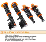 KSport Kontrol Pro Coilovers - Scion tC - Scion tC/Scion tC 05-10/Suspension/Coilovers