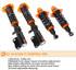 KSport Kontrol Pro Coilovers - Scion tC - Scion tC/Scion tC 05-10/Suspension/Coilovers