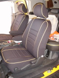 Wet Okole Waterproof Seat Covers - Full Piping